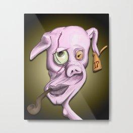 Porky Pig Metal Print
