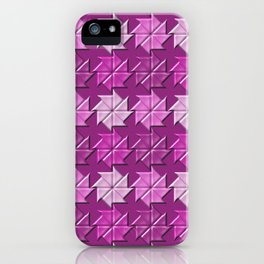 Geometrix 131 iPhone Case
