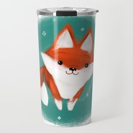 Fox in the wood Travel Mug