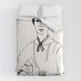 Emily Dickinson Comforters