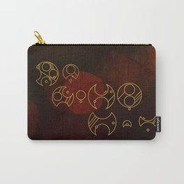 Demons run Carry-All Pouch