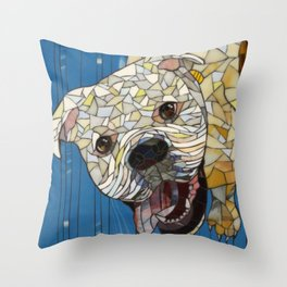 Puppy Love 4 Throw Pillow