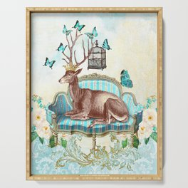 Deer me Serving Tray