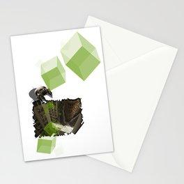 Under World Stationery Cards