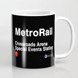 Crossroads Arena Special Events Station Coffee Mug