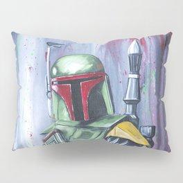 Boba Fett Pillow Sham