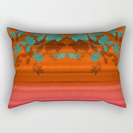 """Fantasy leaf climber"" Rectangular Pillow"
