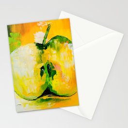 Apple Stationery Cards