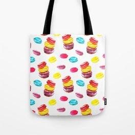 Sweet macaroons Tote Bag