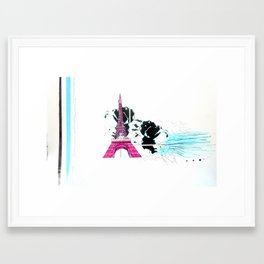 Son Paris 1.5 Framed Art Print