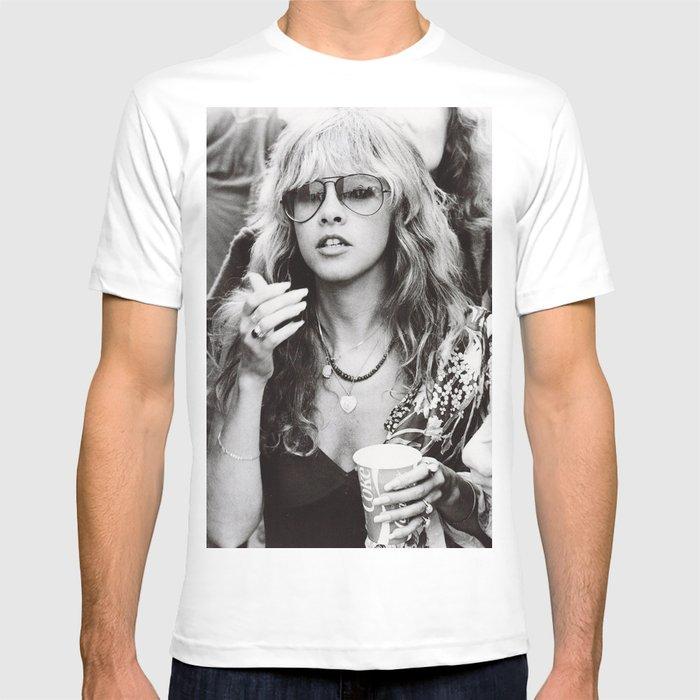 Stevie Nicks Graphic Hippie T-shirt