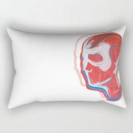 Headache Rectangular Pillow