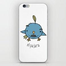 el pajara iPhone & iPod Skin