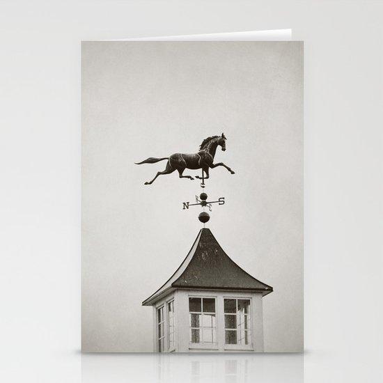 Horse Weathervane Stationery Cards