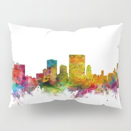 El Paso Texas Skyline Pillow Sham