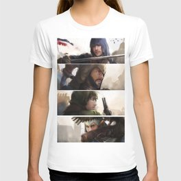 Assassin's Creed unity T-shirt
