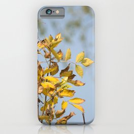 Last Golden Hurrah iPhone Case