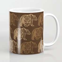 Bear Spirit Coffee Mug