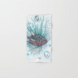 Pez Escorpión Hand & Bath Towel