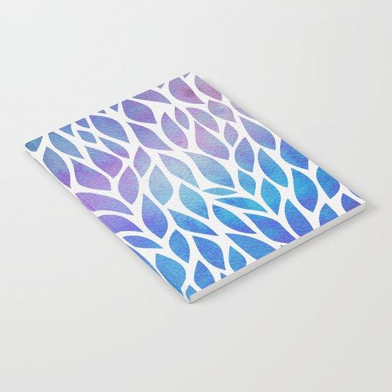 Petals Pattern #1 Notebook