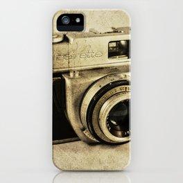 Beirette iPhone Case
