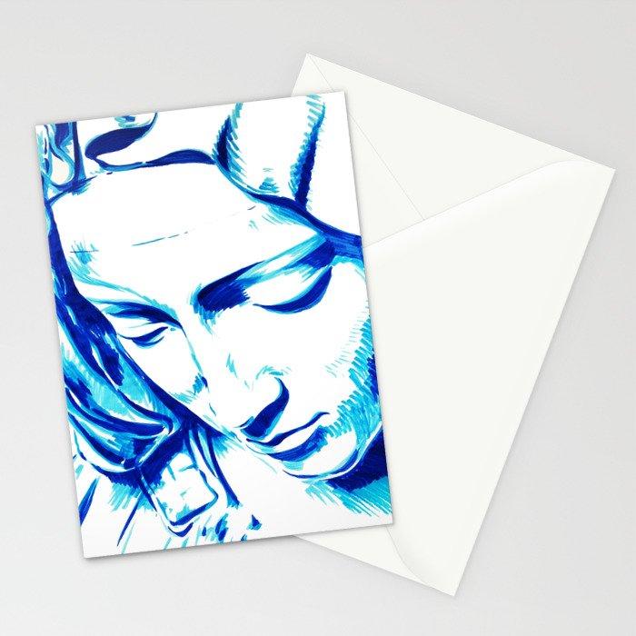 Michelangelo's Pieta Stationery Cards