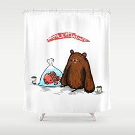 Strange Love Shower Curtain