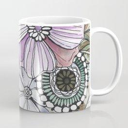 Boho Pop - Earth Tones Coffee Mug