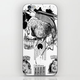 Blood Bullet iPhone Skin