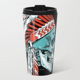 Skull Chief Travel Mug