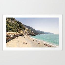 Monterosso, Italy Art Print