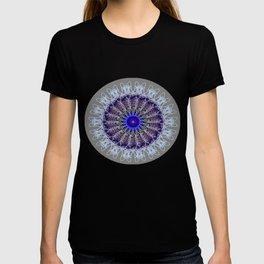 Mandala #102, Taupe T-shirt