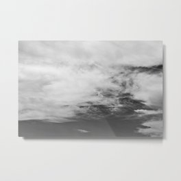 Desert Skies II Metal Print