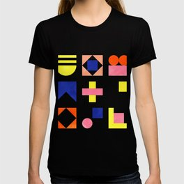 Geometry- pattern no1 T-shirt