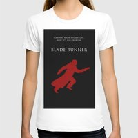 blade runner T-shirts featuring BLADE RUNNER by tanman1