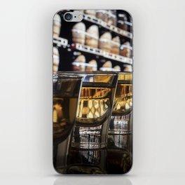 Flight of Whiskey iPhone Skin