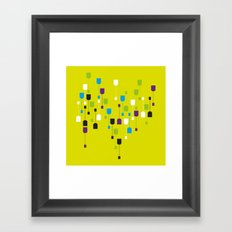 Tea World Framed Art Print