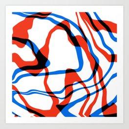 Marblelous Art Print
