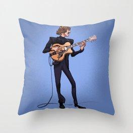 Lighten Up Colors Show Throw Pillow