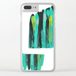 Leak Clear iPhone Case