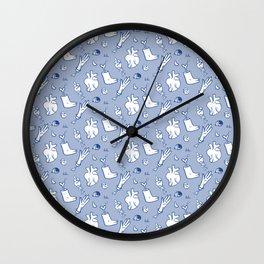 Partes Wall Clock