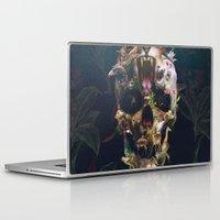 kingdom hearts Laptop & iPad Skins featuring Kingdom by Ali GULEC
