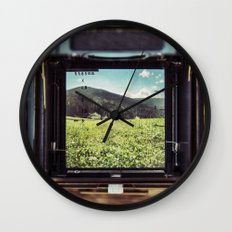 Medium Format Wall Clock