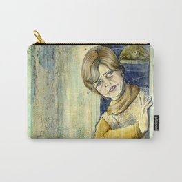 It's Shelley For President Carry-All Pouch