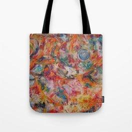 Homemade Ecstasy Tote Bag