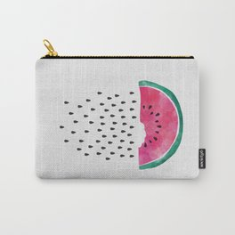 Watermelon Rain Carry-All Pouch