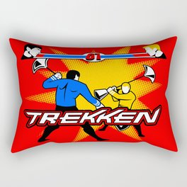 TREKKEN Rectangular Pillow