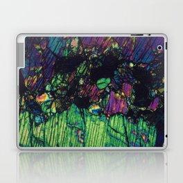 Pyroxene Crystals Laptop & iPad Skin