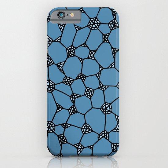Yzor pattern 006 kitai blue iPhone & iPod Case