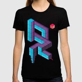 snake 3d  T-shirt